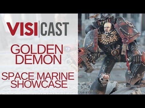 Golden Demon Showcase - Blood Angels Death Company Marine