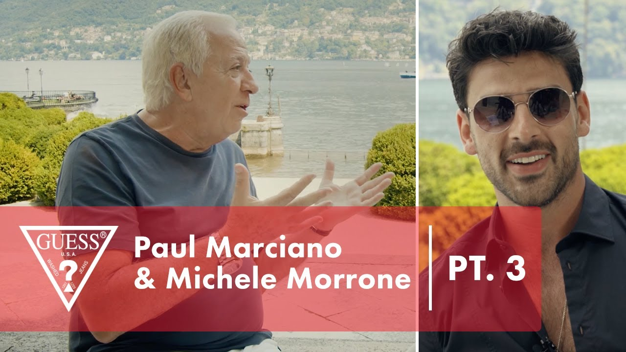 A Conversation with Paul Marciano & Michele Morrone - Part 3