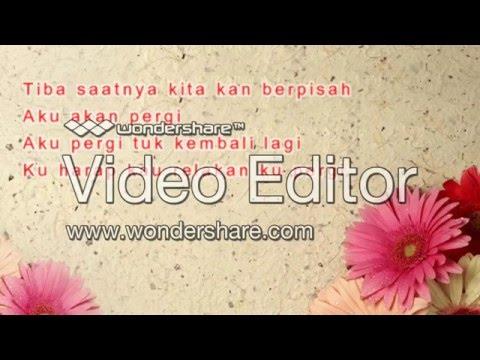 Adista - Mencoba Untuk Setia Lyrics