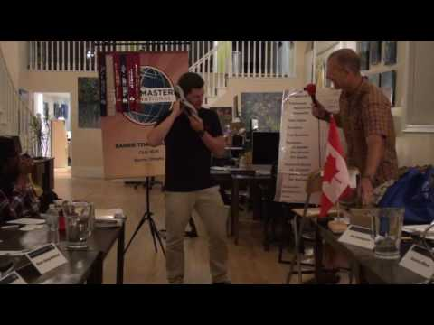 Toastmasters  Communicating on Video Project #2