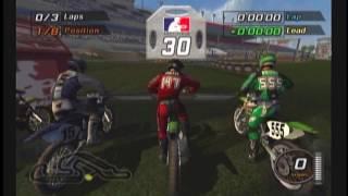 Let's Play MTX Mototrax Part 8: Supercross 250 East