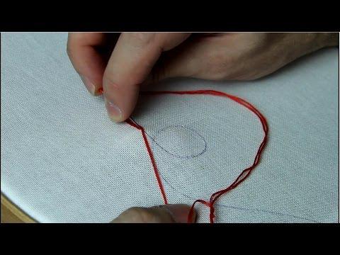 MANI DI FATA  Chain Stitch