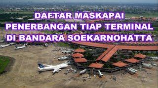 Daftar Maskapai Penerbangan Lion Garuda Sriwijaya Citilink Terminal Berapa