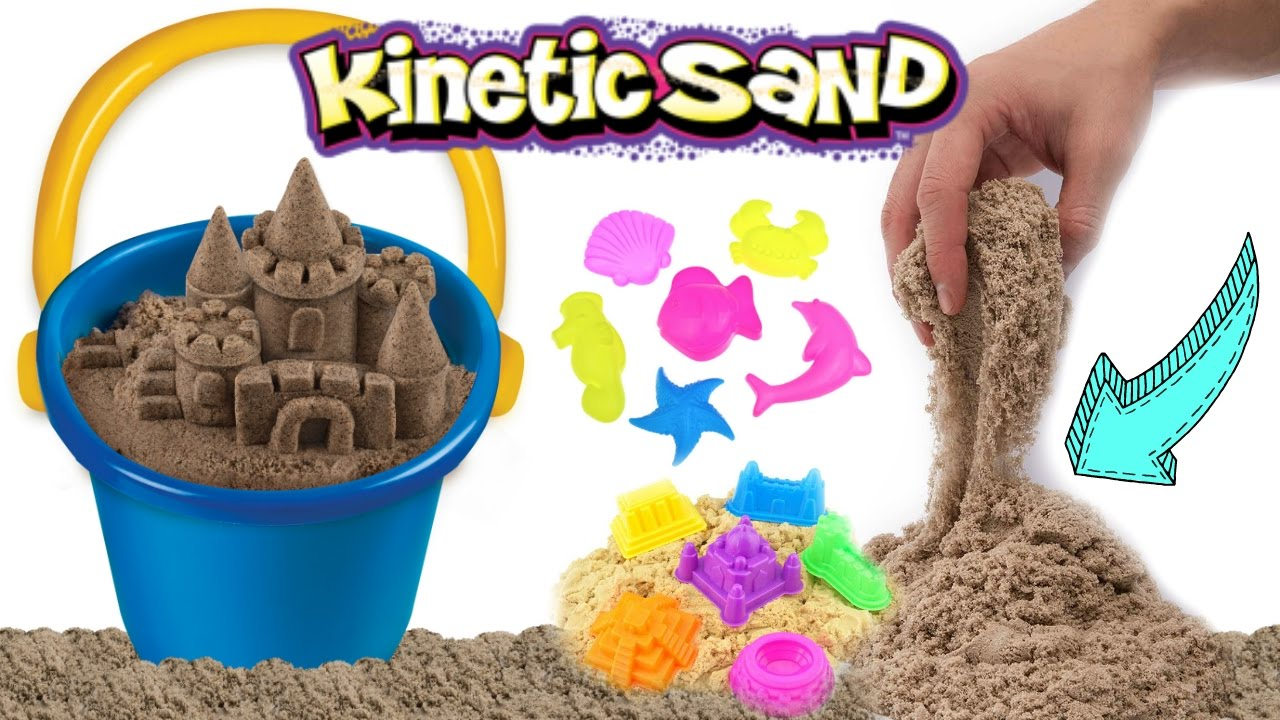 kinetic beach sand how to make kinetic sand sculptures. Black Bedroom Furniture Sets. Home Design Ideas
