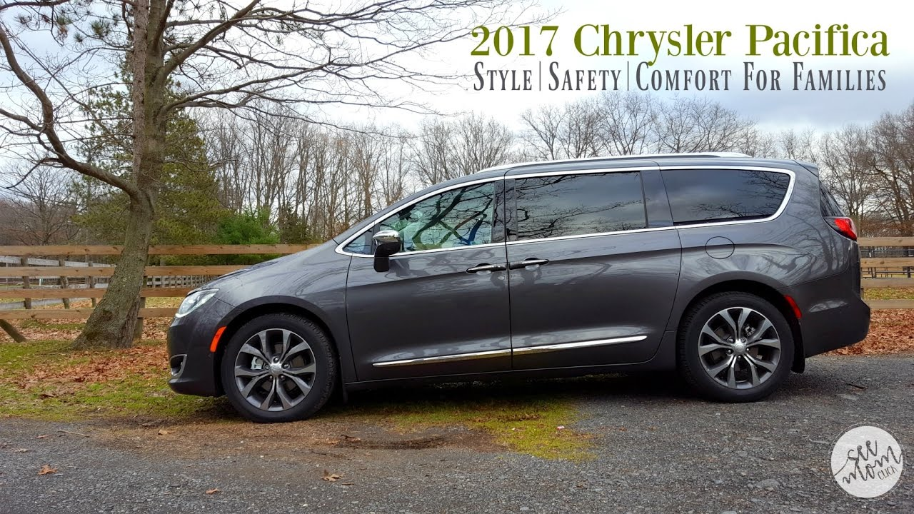5 Favorite Features Of The 2017 Chrysler Pacifica