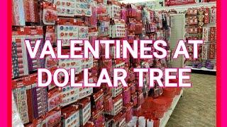 DOLLAR TREE VALENTINES DAY HAUL