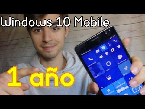 1 año de Windows 10 Mobile - ¿Qué ha sucedido en este tiempo?