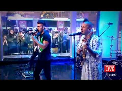 DNCE -Toothbrush LIVE (Sunrise)