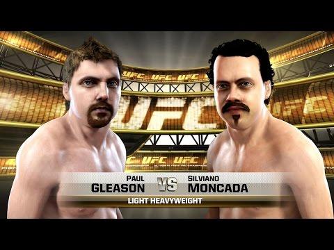 UFC: Silviano Moncada vs. Paul Gleason