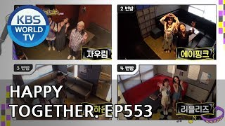 Happy Together I 해피투게더 - Apink, Lovelyz, Risabae, Ddotty, etc [ENG/2018.09.13]