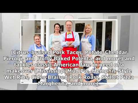 Cook's Country from America's Test Kitchen Season 10