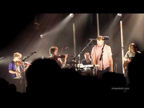 Bon Iver - Wash (Live in Toronto 08.08.11)