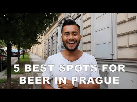 The 5 Best Beer Spots in Prague: Rooftops, Breweries, Bars, and More