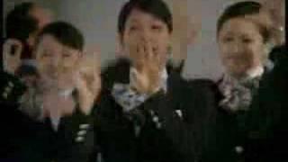 JAL国内線割引運賃「先得」チャイム篇 30秒.