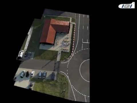 Semi Global Matching algorithm using DigiCAM Aerial Camera System