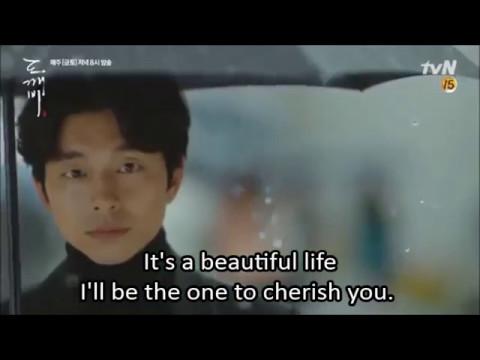 Beautiful - GOBLIN OST - Eric Nam's English Cover ( w/ LYRICS)