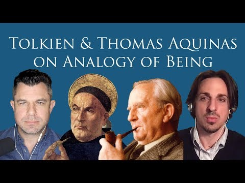 J.R.R. Tolkien & Thomas Aquinas on Analogy of Being