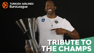 Tribute to the Champs: Bryant Dunston