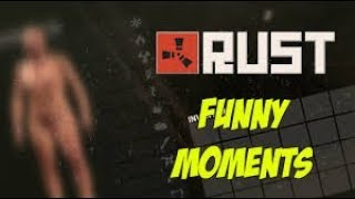 BASE TROLLING - Rust Funny Moments