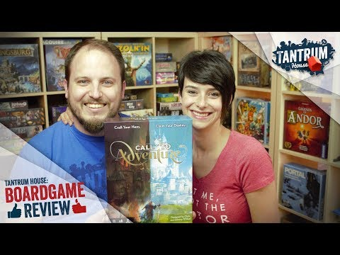 call-to-adventure-board-game-review