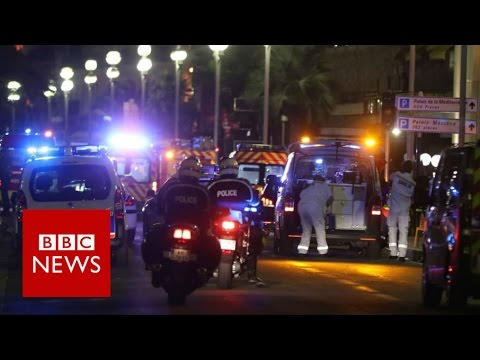 Attack in Nice: At least 84 killed during Bastille Day celebrations - BBC News