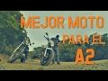 Mejor moto para el A2