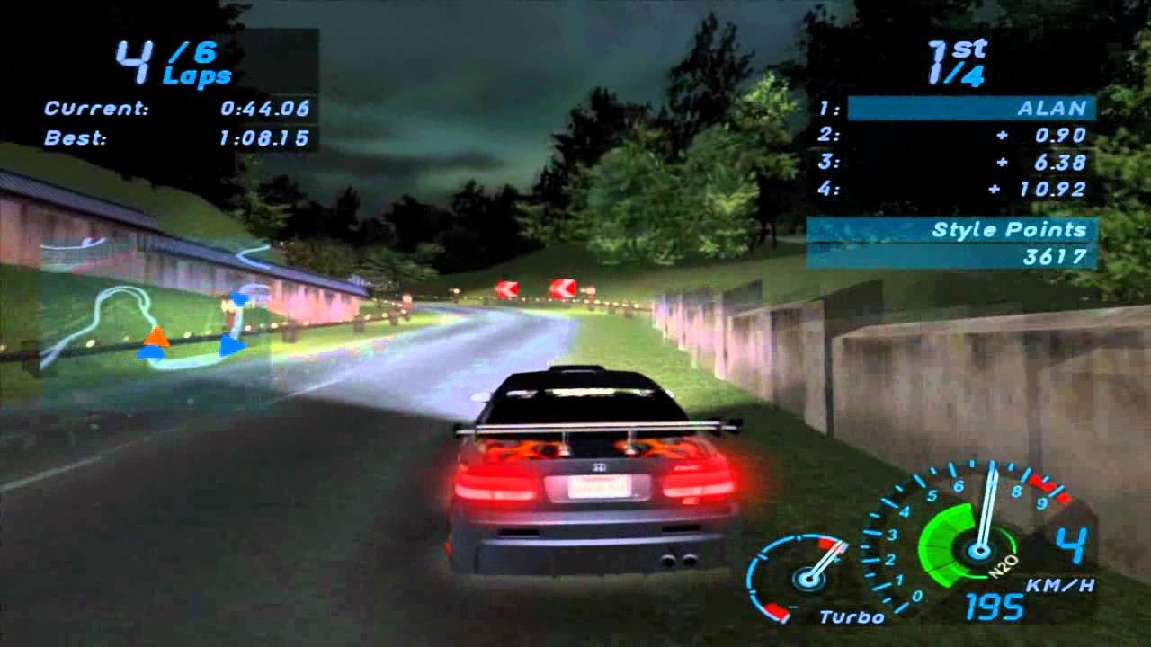 nfs underground pc game free download full version