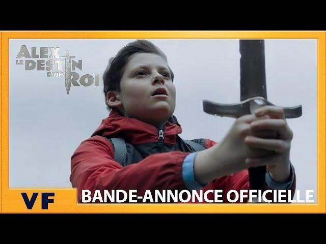 Alex, le Destin d'un Roi | Nouvelle Bande-Annonce [Officielle] VF HD | 2019