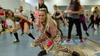 Beast Party& Dancehall Workshop BUM PON IT by Anet Antošová