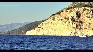 Побережье Эгейского моря(Слайд-шоу: Эгейское море, красивые пейзажи, острова, берега, горы, яхты. «Свободная Стихия» - видео-канал..., 2016-05-15T07:21:42.000Z)