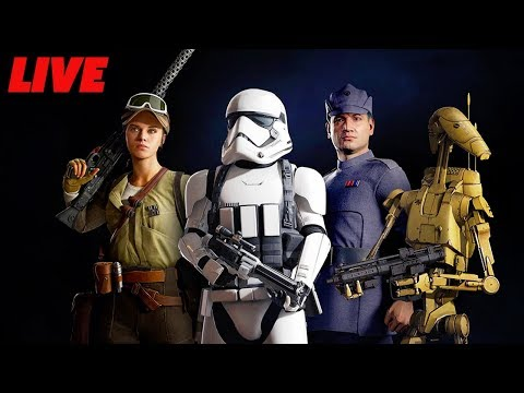 Star Wars Battlefront 2 Early Access First Mission and Multiplayer