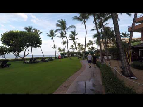 Kaanapali Beach Walk in Maui