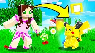 Minecraft: POKEMON SIMULATOR! (CATCH POKEMON & BE RICH!) Modded Mini-Game