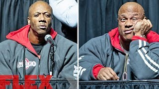 Mr. Olympia 2018 Press Conference: Phil Heath and Shawn Rhoden Have Heated Exchange