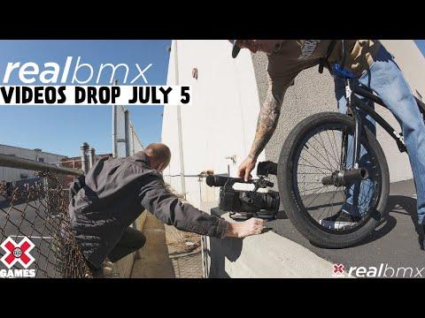 Real BMX 2021: VIDEOS DROP JULY 5  | World of X Games