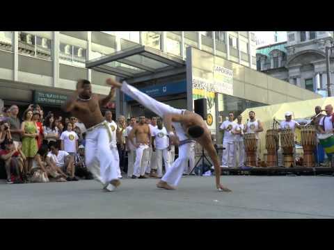 2014 Afro-Brazilian Carnaval Capoeira