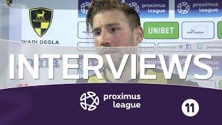 Interviews / Lierse - Roeselare / Lierse 16/02/2018