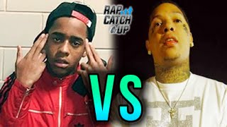 "LIL MOUSE VS KING YELLA: TWITTER BEEF OVER TOP SHATTA'S ""KILL TIME PT. 2"""