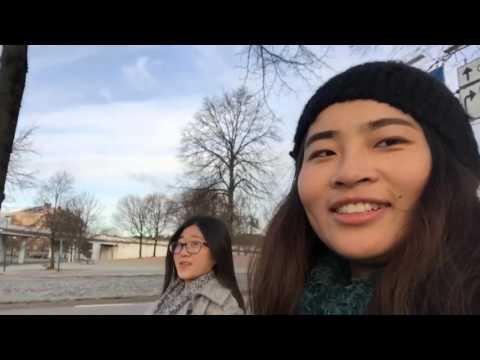Student Vlog - Yihong part 1