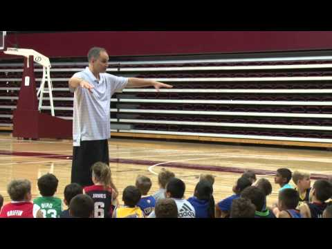 EYEBRONCO: Men's Basketball Summer Camp Thought of the Day with Head Coach Kerry Keating