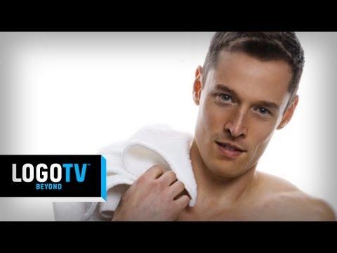 Online Dating ritualer av den amerikanska manliga Davey Wavey