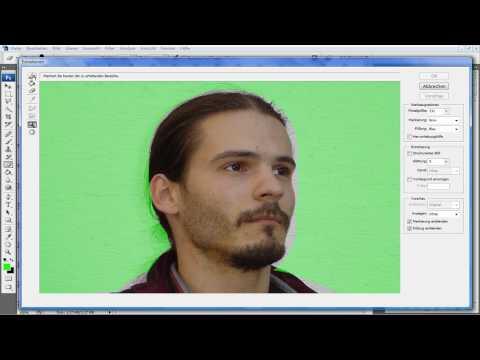 Adobe Photoshop Tutorial - Personen / Objekte Freistellen