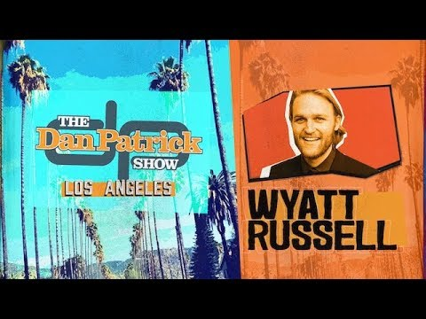 Actor Wyatt Russell Talks His Pro Hockey Past, Overlord & More w/Dan Patrick | Full Interview