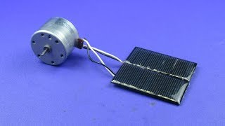 Science School Projects 2019, How to make Free energy Solar Experiment With light bulbs