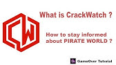 overwatch crackwatch