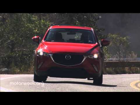 MotorWeek | Comparison Test: Subcompact SUV Challenge