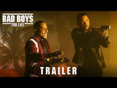 BAD BOYS FOR LIFE - Trailer 2 - Ab 16.1.20 im Kino! on YouTube