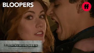 Shadowhunters | Bloopers Season 2, Part 1 | Freeform