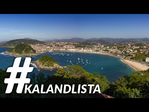 Donostia — San Sebastián 4K