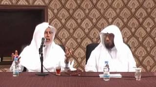 محاضرة لـ للأستاذ الدكتور عبدالله الوهيبي عن ( المساجد في الإسلام ) - تاريخها - دورها - فضلها